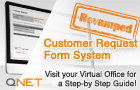 Customer Request Form System Revamped!