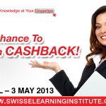 Your Chance to Earn CASHBACK!