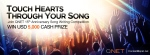 COMPETITION: Touch Hearts Through Your Song