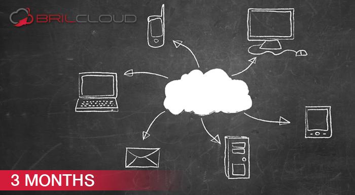 Bril Cloud + Bril Net - 3-Month (2/6)